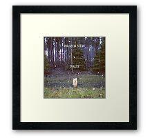 Brand New - Daisy Framed Print