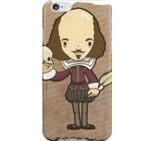 Shakespeare iPhone Case/Skin