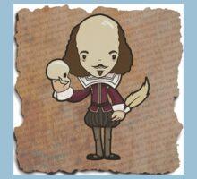 Shakespeare Kids Tee