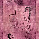 blank pages by Helen Corr