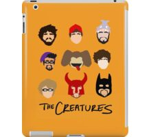 The Creatures 2013 iPad Case/Skin