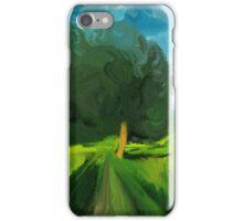 Tree Wind Sunlight iPhone Case/Skin