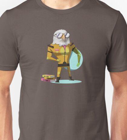 Houston L. Eagle Unisex T-Shirt
