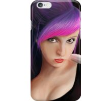 The Raven Girl iPhone Case/Skin