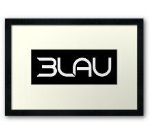 3LAU Framed Print