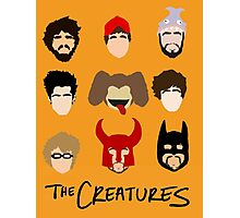 The Creatures 2014 Photographic Print