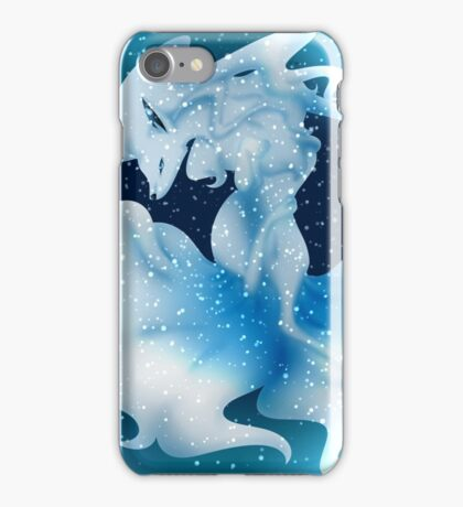 Ninetales [Alola form] Pokemon Sun and Moon iPhone Case/Skin