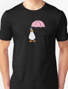 He's not an Eggplant Unisex T-Shirt