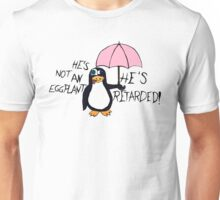 He's not an Eggplant Unisex T-Shirt