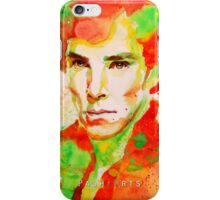 Sherlock - The Game Is Never Over iPhone Case/Skin