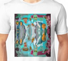 Our time reflections or famous people 11 06 2015 (25) Unisex T-Shirt