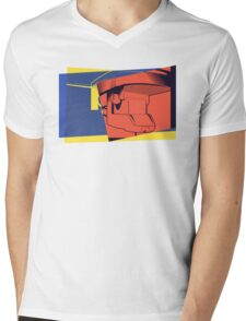 Pop Art Stylus Mens V-Neck T-Shirt