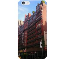 Chelsea Hotel  iPhone Case/Skin