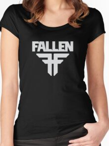 Fallen Footwear Women's Fitted Scoop T-Shirt