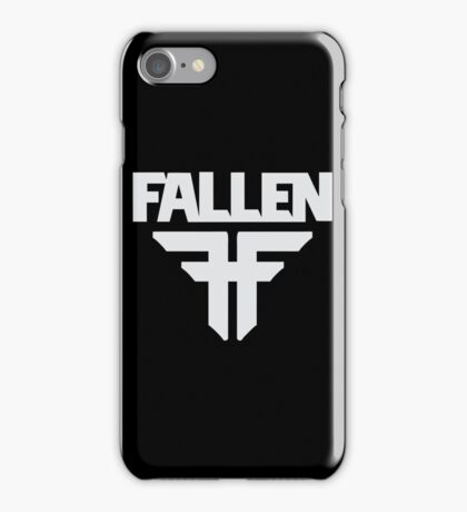 Fallen Footwear iPhone Case/Skin