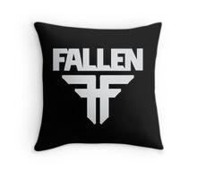 Fallen Footwear Throw Pillow