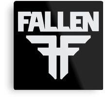 Fallen Footwear Metal Print