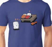 Sleepwalking Sushi Unisex T-Shirt