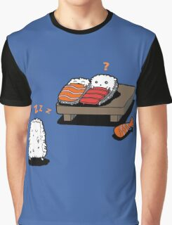 Sleepwalking Sushi Graphic T-Shirt