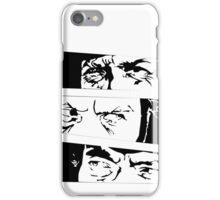 Good, Bad, Ugly iPhone Case/Skin