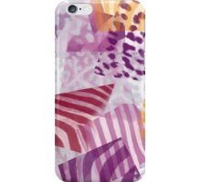 Safari pattern iPhone Case/Skin