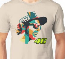 Valentino Rossi MotoGP - The Doctor VR46 Unisex T-Shirt