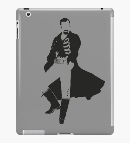 Cpt. Flint iPad Case/Skin