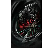 creation of ghoul Photographic Print