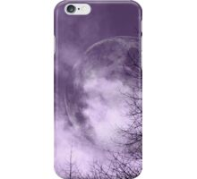 Purple Night - JUSTART ©  iPhone Case/Skin