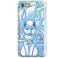 Ice Ninetails iPhone Case/Skin