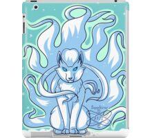 Ice Ninetails iPad Case/Skin