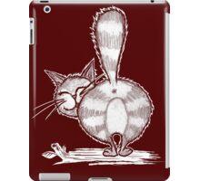 Look back iPad Case/Skin