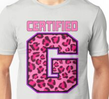 PINK Certified G - for light backgrounds Unisex T-Shirt