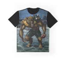 A french werewolf on the field Graphic T-Shirt