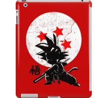 KID HERO - Son Goku iPad Case/Skin