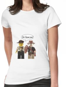 The Original  Womens Fitted T-Shirt