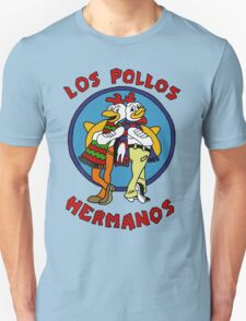 LOS POLLOS BREAKING BAD Unisex T-Shirt