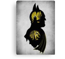 Bat Detective Canvas Print