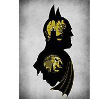 Bat Detective Photographic Print