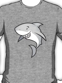 Love sharks/Great white buddy T-Shirt