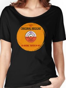 ORIGNAL REGGAE  Women's Relaxed Fit T-Shirt