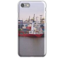 Container Ship BF Victoria iPhone Case/Skin