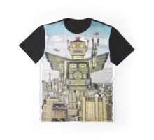 RETROBOT Graphic T-Shirt