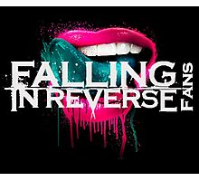 Falling in Reverse  Photographic Print