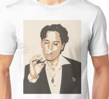 Almond Johnny Depp Unisex T-Shirt