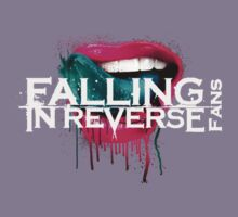 Falling in Reverse  Kids Clothes