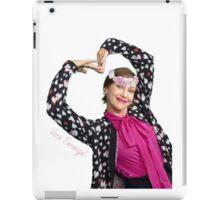 Vera Farmiga iPad Case/Skin