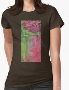 JACARANDA Womens Fitted T-Shirt