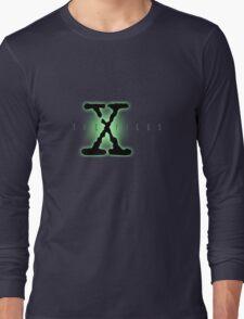 The X files Long Sleeve T-Shirt