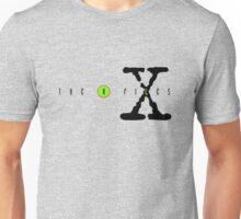 xfiles Red Unisex T-Shirt